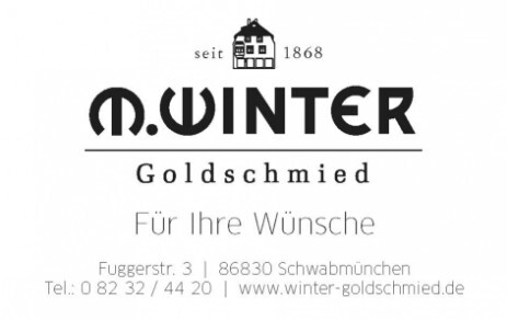 M.Winter - Golsschmied